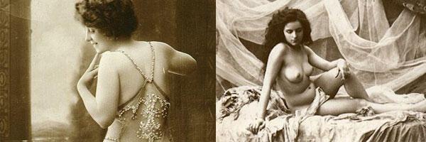 erotic Vintage postcards