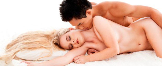 More intense orgasm for men All